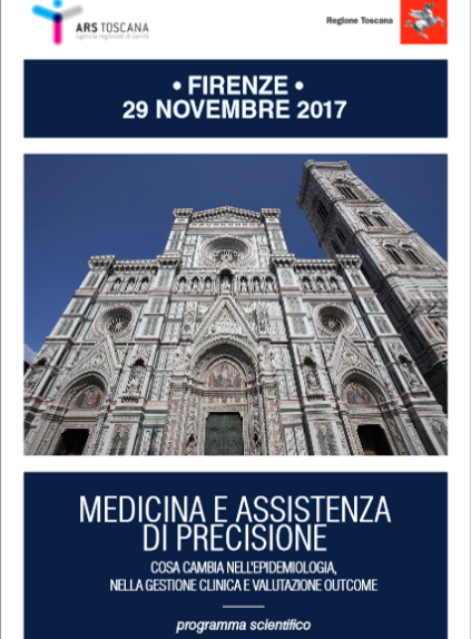 locandina workshop medicina di precisione 27 nov 2017